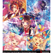 Weiß Schwarz - Booster Display: BanG Dream! Girls Band Party! Vol. 2 (20 Packs) - EN