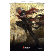 UP - Stained Glass Wall Scroll Magic: The Gathering - Sorin