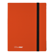 UP - 9-Pocket PRO-Binder Eclipse - Pumpkin Orange