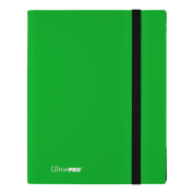 UP - 9-Pocket PRO-Binder Eclipse - Lime Green
