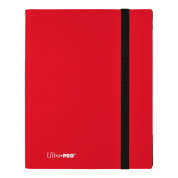 UP - 9-Pocket PRO-Binder Eclipse - Apple Red