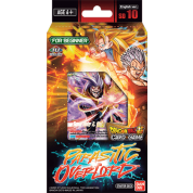 DragonBall Super Card Game - Starter Deck Display 10 (6 Decks) - EN