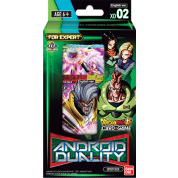 DragonBall Super Card Game - Expert Deck 2 ~ANDROID DUALITY~ - EN