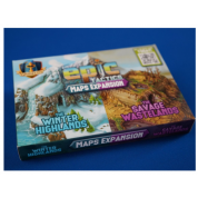 Tiny Epic Tactics - Maps Expansion