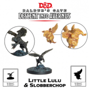 D&D Descent into Avernus - Lulu and Slobberchops