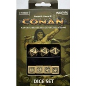 Conan: Players dice set