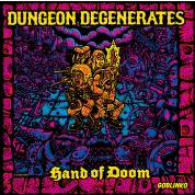 Dungeon Degenerates: Hand of Doom - EN