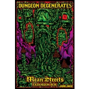 Dungeon Degenerates: Mean Streets - EN