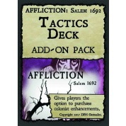 Affliction: Salem 1692 Tactics Deck - EN