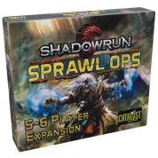 Shadowrun: Sprawl Ops 5 to 6 Player Expansion - EN