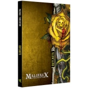 Malifaux 3rd Edition - Outcast Faction Book - EN