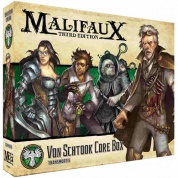 Malifaux 3rd Edition - Von Schtook Core Box - EN