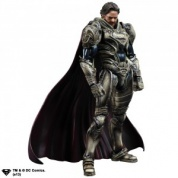 Man Of Steel Play Arts Kai vol. 2 JOR-EL 10-inch Action Figure