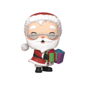 Funko POP! Holiday - Santa Claus Vinyl Figure 10cm