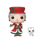 Funko POP! Holiday - Mrs. Claus Vinyl Figure 10cm