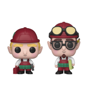 Funko POP! Holiday - 2PK Randy & Rob Vinyl Figures 10cm