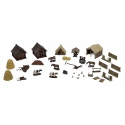 WizKids 4D Settings: Medieval Farm