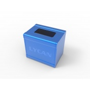 BoxGods - Lycan Deck Box – Blue
