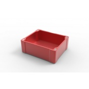BoxGods - Cache Modular Dice Box – Red