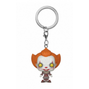 Funko POP! Keychain IT: Chapter 2 - Pennywise w/ Open Arms Vinyl Figure 4cm