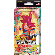 DragonBall Super Card Game - Expansion Set BE09: SAIYAN SURGE (8 Units) - EN