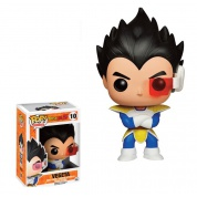 Funko Pop! Animation: Dragonball Z - Vegeta Vinyl Figure 4-inch