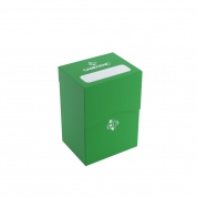 Gamegenic - Deck Holder 80+ Green
