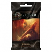 Sorcerer: Virgiliu Character Pack Display (10 Packs) - EN