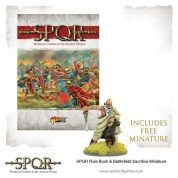SPQR Rulebook and Special Edition Miniature - EN