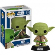 Funko POP! Bobble - Star Wars - Yoda