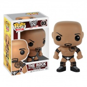 Funko POP! - WWE: The Rock Vinyl Figure 4-inch