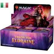 MTG - Throne of Eldraine Booster Display (36 Packs) - IT
