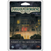 FFG - Arkham Horror LCG: Murder at the Excelsior Hotel - EN