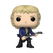 Funko POP! Def Leppard - Phil Collen Vinyl Figure 10cm