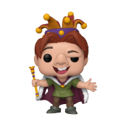 Funko POP! Hunchback of ND - Quasimodo - Fool Vinyl Figure 10cm