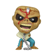 Funko POP! Iron Maiden - Piece Of Mind (Skeleton Eddie) Vinyl Figure 10cm