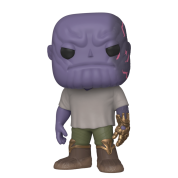 Funko POP! Endgame - Casual Thanos w/Gauntlet Vinyl Figure 10cm
