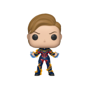 Funko POP! Endgame - Captain Marvel w/ New Hair Vinyl Figure 10cm