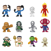 Funko Mystery Minis - Fantastic Four Display Box (12 random figures)