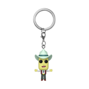 Funko POP! Keychain Rick & Morty - Mr. Poopybutthole Vinyl Figure