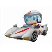 Funko POP! Speed Racer - Speed w/Mach 5 Vinyl Figure