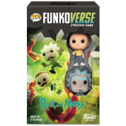 POP! Funkoverse - Rick and Morty - Expandalone - EN