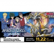 Cardfight!! Vanguard - Infinideity Cradle Booster Display (16 Packs) - EN