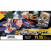 Cardfight!! Vanguard V - Trial Deck - Shinemon Nitta - EN