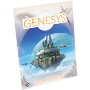 FFG - Genesys RPG Game Master's Screen - EN