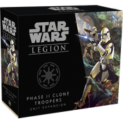 FFG - Star Wars Legion - Phase II Clone Troopers Unit Expansion - EN
