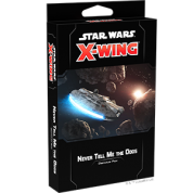FFG - Star Wars X-Wing 2nd Edition Never Tell Me the Odds Obstacles Pack - EN