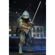 Teenage Mutant Ninja Turtles (1990 Movie) - 1/4th Scale Action Figure - Leonardo