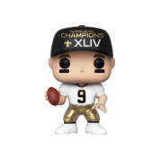 Funko POP! NFL Saints - Drew Brees (SB Champions XLIV) Vinyl Figure 10cm
