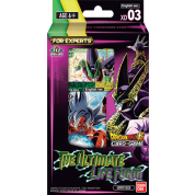 DragonBall Super Card Game - Expert Deck 3 ~THE ULTIMATE LIFE FORM~ - EN